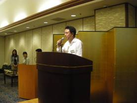 MBA友の会副代表 俵輝道